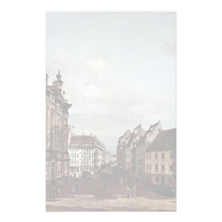 A View Of The Dresden Frauenkirche Stationery Design