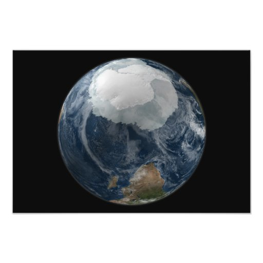 A view of the Earth 2 Art Photo