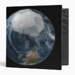 A view of the Earth 2 Vinyl Binder