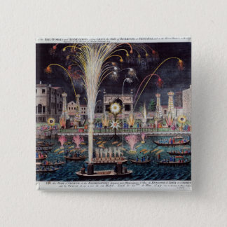 A view of the Fire-workes and Illuminations Button