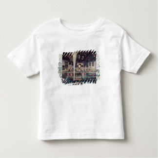 A view of the Fire-workes and Illuminations T Shirt