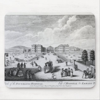 A View of the Foundling Hospital Mouse Pad