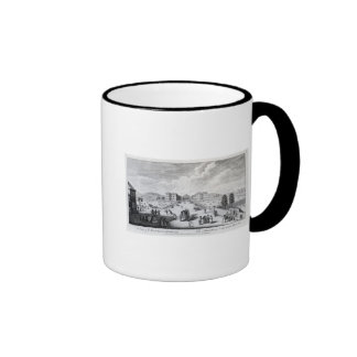 A View of the Foundling Hospital Ringer Coffee Mug
