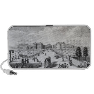 A View of the Foundling Hospital Mp3 Speaker
