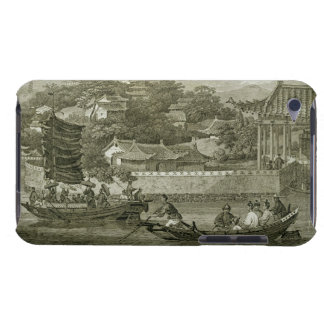 A View of the Gardens of the Imperial Palace, Peki iPod Touch Case