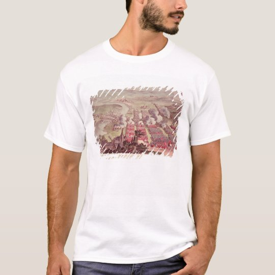 A View of the Glorious Action of Dettingen T-Shirt