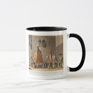 A View of the Grand Procession of the Sacred Camel Mug