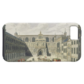 A View of the Guild Hall of the City of London, fr iPhone SE/5/5s Case