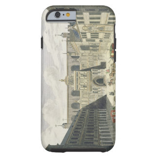 A View of the Guild Hall of the City of London, fr iPhone 6 Case