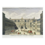 A View of the Guild Hall of the City of London, fr Postcard