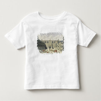 A View of the Guild Hall of the City of London, fr Toddler T-shirt