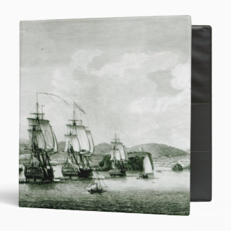 A View of the Island of St.Lucie 3 Ring Binders