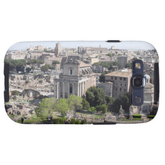 A view of the Rome Forum fome the Farnese Samsung Galaxy SIII Covers