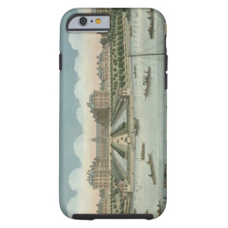 A View of the Royal Hospital at Chelsea and the Ro Tough iPhone 6 Case