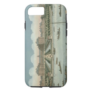 A View of the Royal Hospital at Chelsea and the Ro iPhone 8/7 Case