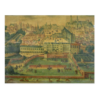 A View of the Royal Palace, Brussels Postcard