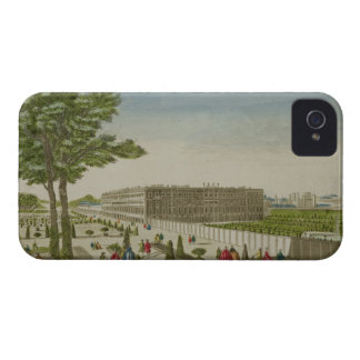 A View of the Royal Palace of Hampton Court, publi iPhone 4 Cover