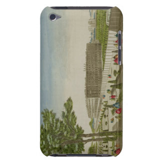 A View of the Royal Palace of Hampton Court, publi Case-Mate iPod Touch Case
