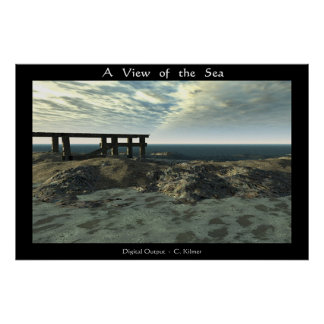 A View of the Sea Poster