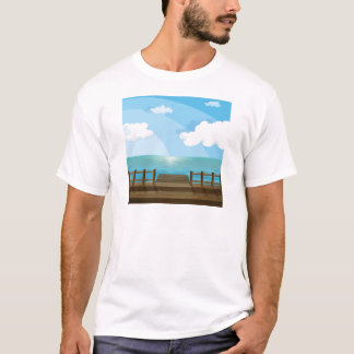A view of the sea T-Shirt