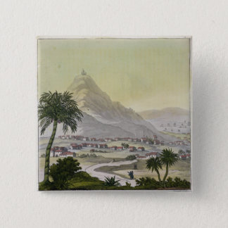 A view of the township of Lima, Peru, from 'Le Cos Button