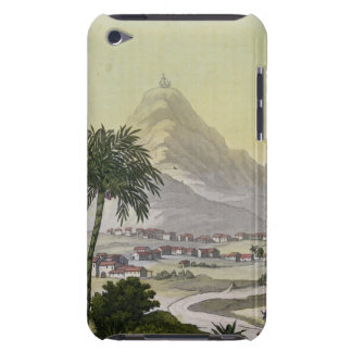 A view of the township of Lima, Peru, from 'Le Cos iPod Touch Cover