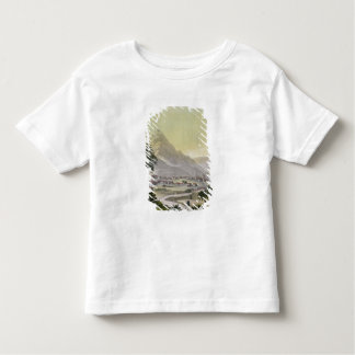 A view of the township of Lima, Peru, from 'Le Cos Toddler T-shirt