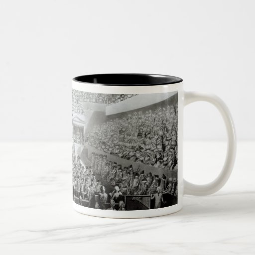 A View of The Trial of Warren Hastings Mugs