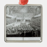 A View of The Trial of Warren Hastings Ornament
