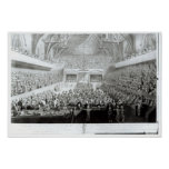 A View of The Trial of Warren Hastings Print