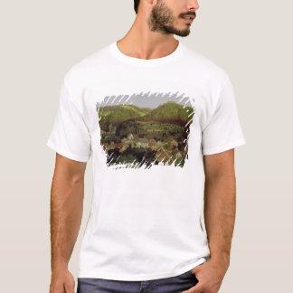 A View of the Village of Tenniken, 1846 T-Shirt
