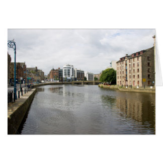 A View of Water of Leith Card