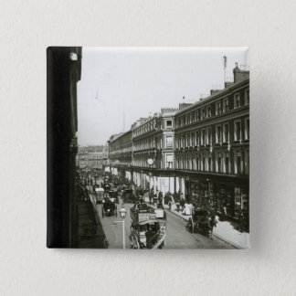 A View of Westbourne Grove, London Pinback Button