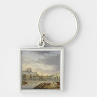A View of Westminster Bridge and the Abbey from th Keychain