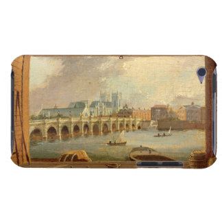 A View of Westminster Bridge (oil on panel) iPod Touch Case