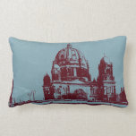 A view on the Berlin Cathedral Throw Pillow