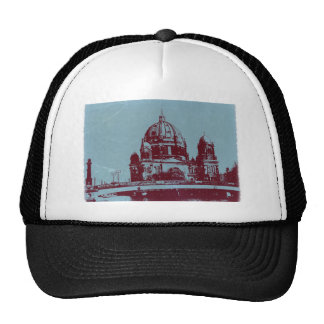 A view on the Berlin Cathedral Trucker Hat