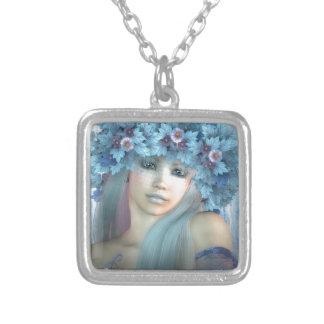 A Vignette of a Elf Custom Necklace