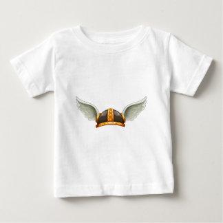A viking's headgear t shirt
