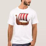 A viking's ship T-Shirt