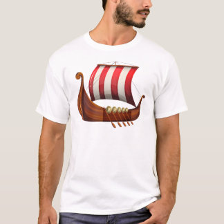A viking's ship T-Shirt