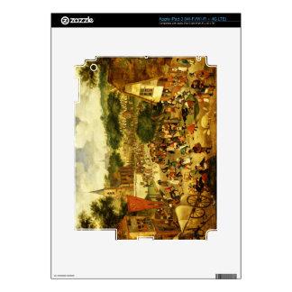 A Village Fair Skin For iPad 3