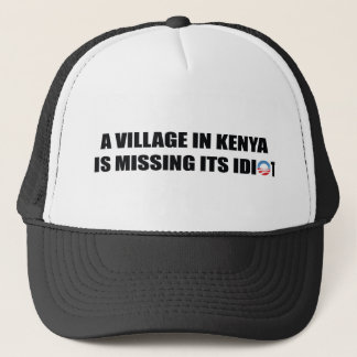 A VIllage in Kenya is Missing its IDIOT CAP