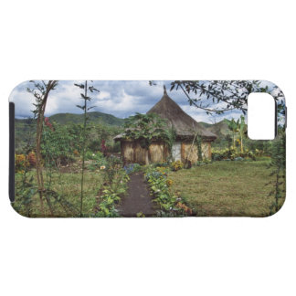 A village in the Highlands, Goroka, Papua New iPhone 5 Cover