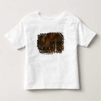 A Village Wedding Feast with Revellers T-shirt