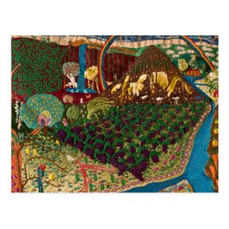 A vineyard postcard
