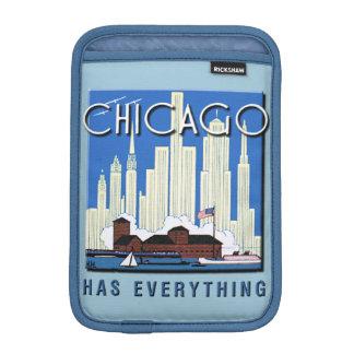 A Vintage Chicago Update iPad Mini Sleeve