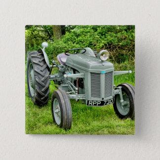 A Vintage Ferguson Tractor Button