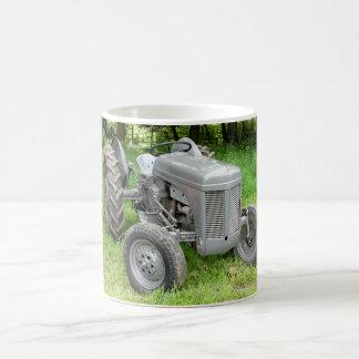 A Vintage Ferguson Tractor Coffee Mug