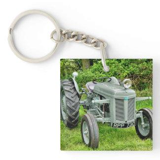 A Vintage Ferguson Tractor Keychain
